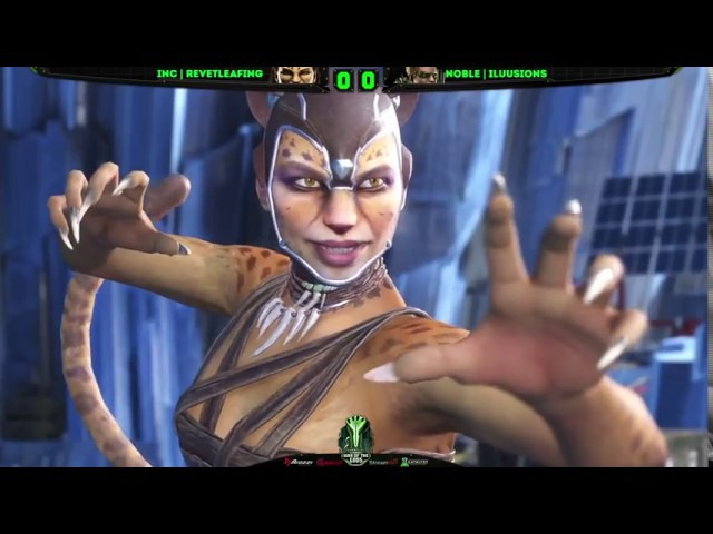 Injustice 2 War of the Gods Week 5 Top 8 ft Semiij Biohazard ILuusions and more