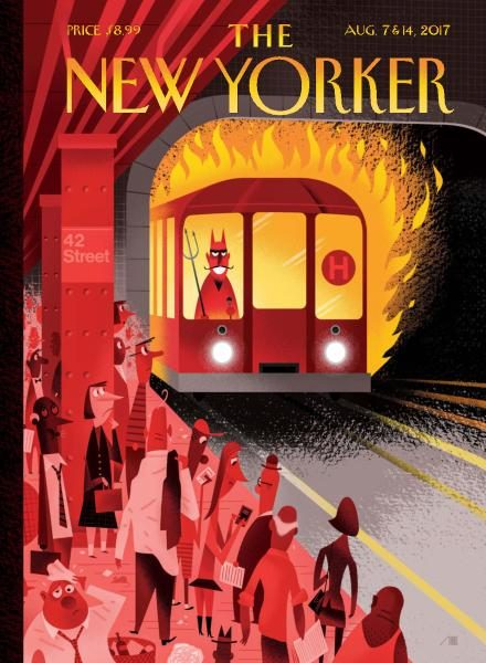 The New Yorker August 714 2017 FreeMags