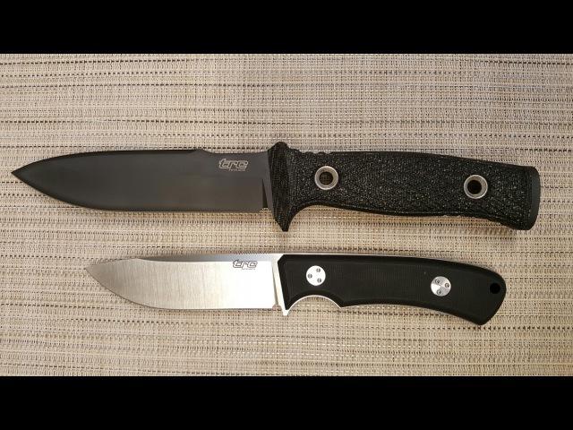 Нож K-1S TRC KNIVES. Hi-End из Литвы