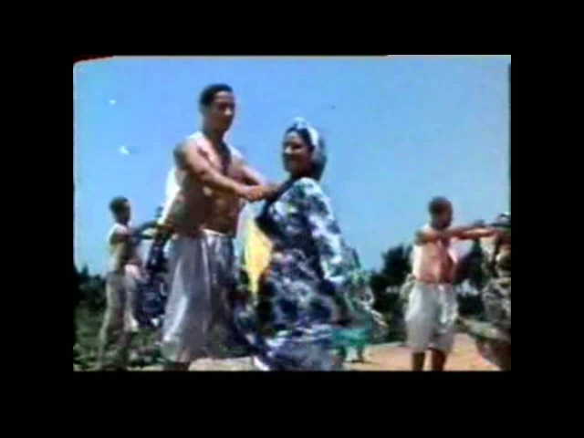 MAHMOUD REDA FARIDA FAHMY THE REDA TROUPE MID YEAR HOLIDAY EGYPTIAN FILM 1961