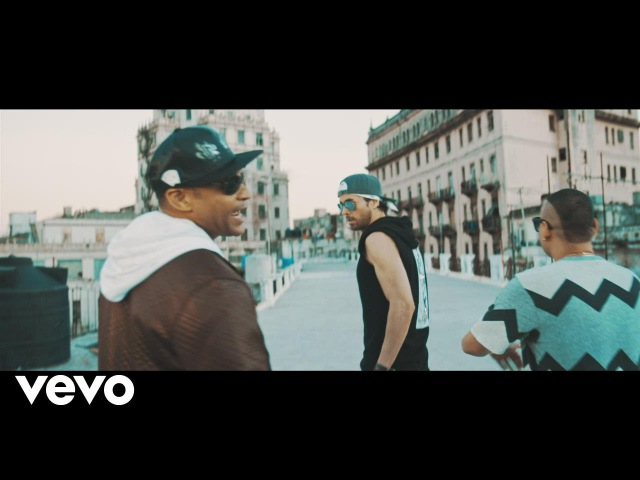 Enrique Iglesias SUBEME LA RADIO REMIX Official ft Descemer Bueno Jacob Forever