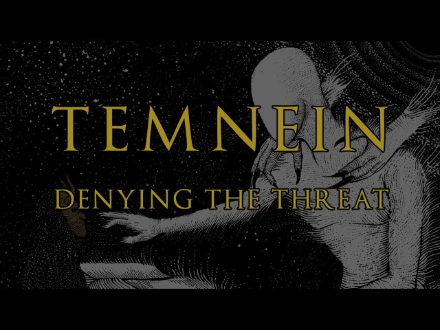 TEMNEIN - Denying The Threat (Lyric Video)