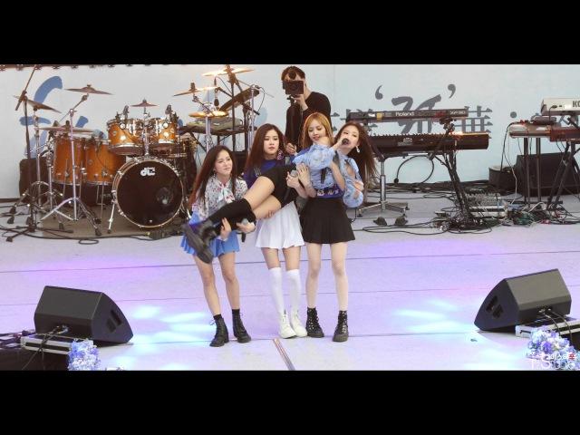 4k 블랙핑크 BLACKPINK 붐바야 BOOMBAYAH 연세대 아카라카 전체캠 by 미스터신 170520 AKARAKA Festival