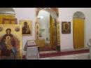 Храм святых апостолов Петра и Павла в Тобольске, накануне праздника Крещения Господня 18.01. 2017г.