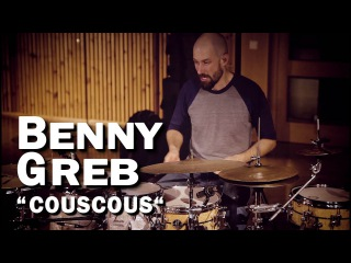 Meinl Cymbals  Benny Greb Couscous