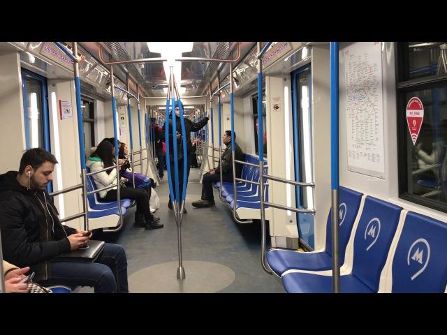 Поезд нового поколения Москва