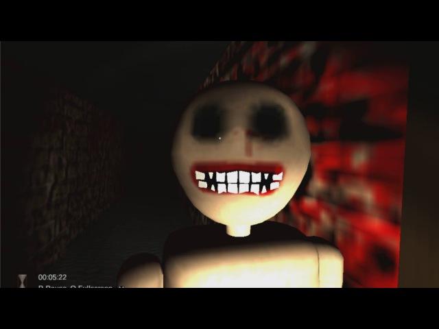 Cтрах в комнатах жопа как страшно