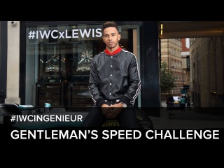 #IWCRacing - Lewis Hamilton and Jim Chapman: Gentleman's Speed Challenge