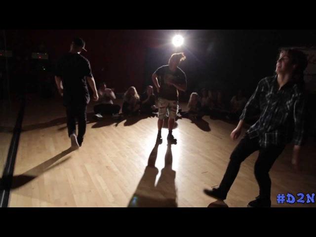 Krewella Alive Dejan Tubic Choreography Day2Night Series Episode 4