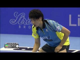 2016 Austrian Open Highlights: Kou Lei vs Yuto Muramatsu (1/4)