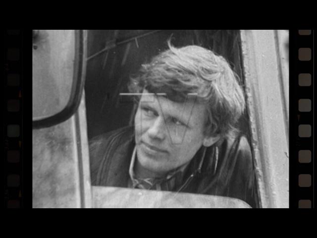 Открытый показ смотрите фильм 1977 года о работе водителей на Чуйском тракте