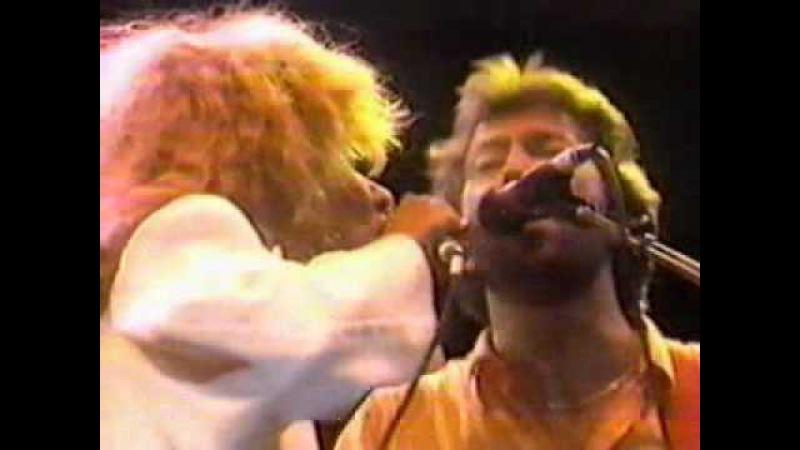 Eric Clapton Tina Turner Tearing Us Apart