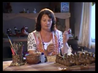 Ремесло. Выпуск № 30. Роспись каргопольской игрушки