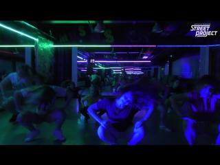 "Dancehall, Hip-Hop | TATARKA - АЛТЫН | ШКОЛА ТАНЦЕВ ""STREET PROJECT""| ВОЛЖСКИЙ"