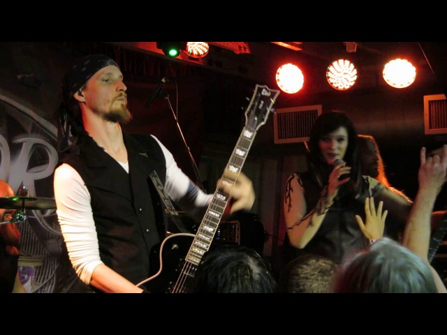 Xandria Nightfall live HD San Francisco 2017 DNA Lounge