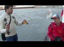 Алексей Костюченко собирается в дорогу HANDBIKES пробег Калининград Владивасток