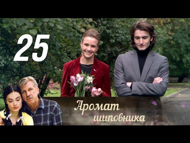 Аромат шиповника. 25 серия (2014) Мелодрама @ Русские сериалы