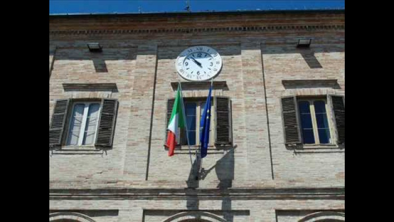 LORO PICENO MARCHE MACERATA ITALY