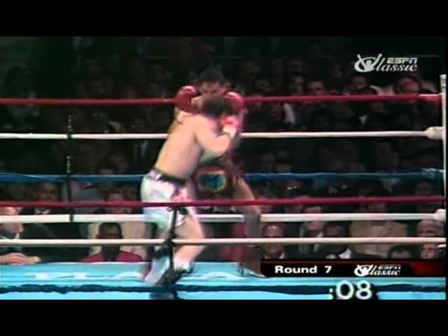 Hector Camacho Sr vs Vinny Pazienza