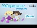 Cómo tejer tu propia muñeca de ganchillo - Marina ¡SORTEO! 🎉