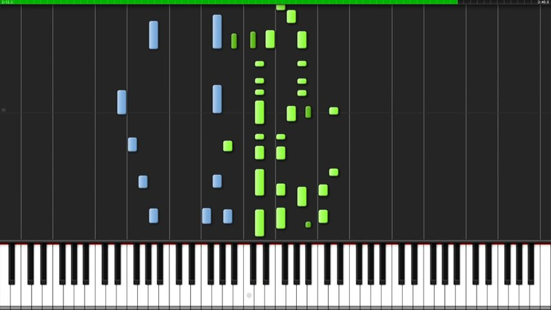 You Owe Me The Chainsmokers Piano Tutorial Synthesia David Kaylor