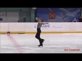 III этап Кубка СПб Федор Судаков КП