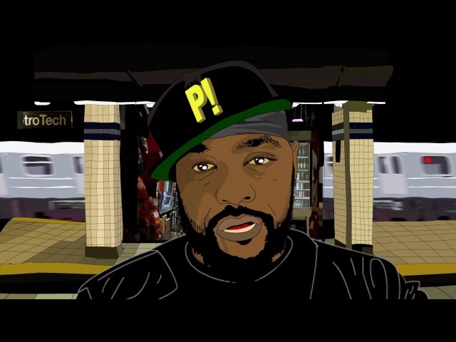 Sean Price - 3 Lyrical P's ft. Prodigy Styles P (Official Music Video)