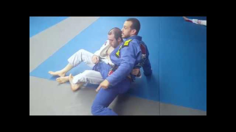 The most important half guard sweep (Lachlan Giles)