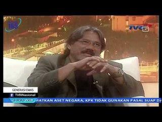 Generasi Emas - Dari Hobi Jadi Profesi - DR HC Ary Ginanjar Agustian