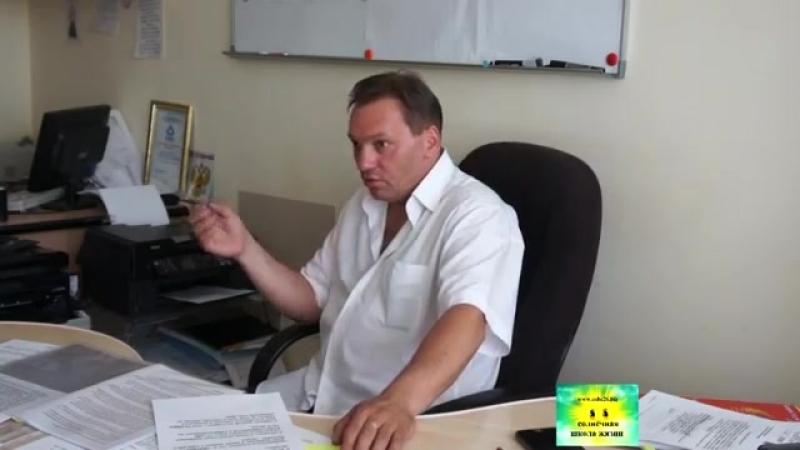 Виктор и Любовь Алещановы 2ч ПРАВсоюзного собрания в Пятигорске 01 07 17