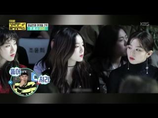 얼굴이 열일하는 얼굴 천재 아이돌 BEST3 여러분~ 눈👀 정화하고 가세요🤩 심쿵사_유발 쯔위 아이린 차은우 KBS_Joy