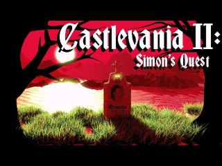 Castlevania II: Simon's Quest (NES) James & Mike Mondays