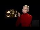 Интервью Мишель Уильямс. Часть первая - Kjersti Flaa - 2018