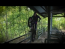 Dougie Lampkin's Last Joyride in an abandoned theme park