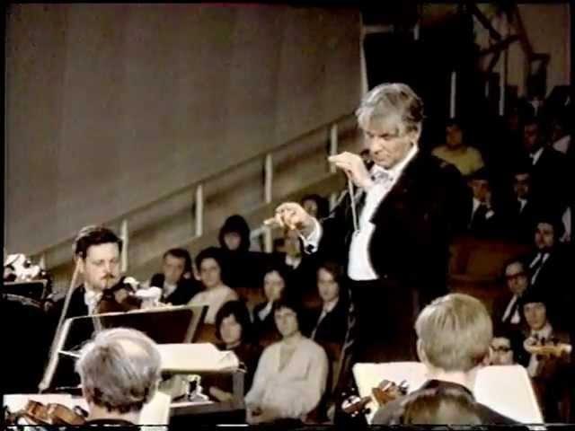 Mahler Symphony No 9 Adagio Bernstein