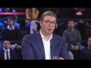 Vučić: Ljudi glasaju za borce koji imaju plan i program a ne za mržnju i agresiju