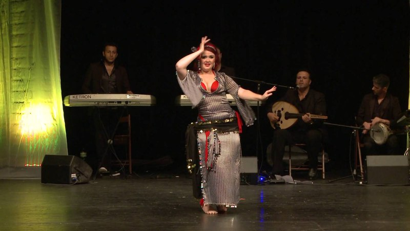 Jannah with Khader Ahmad and Raqsa Orchestra Baladi Ya Wad