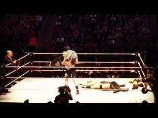 Brock Lesnar Vs Miz - WWE Minny LIVE Event - FULL MATCH- 9 March 2018 - Champion Vs Champion Match