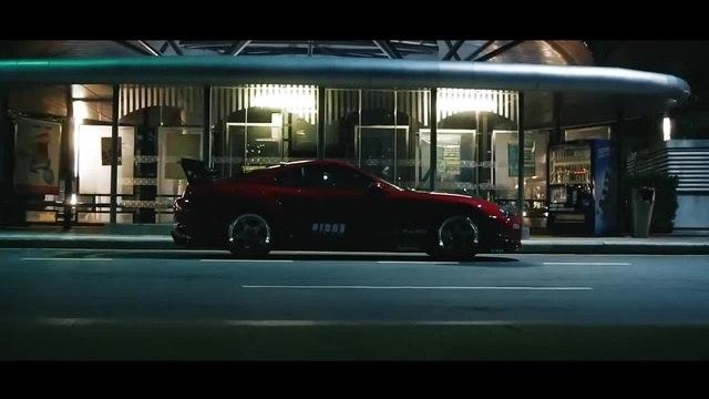 Toyota 'Samurai' Ridox Supra