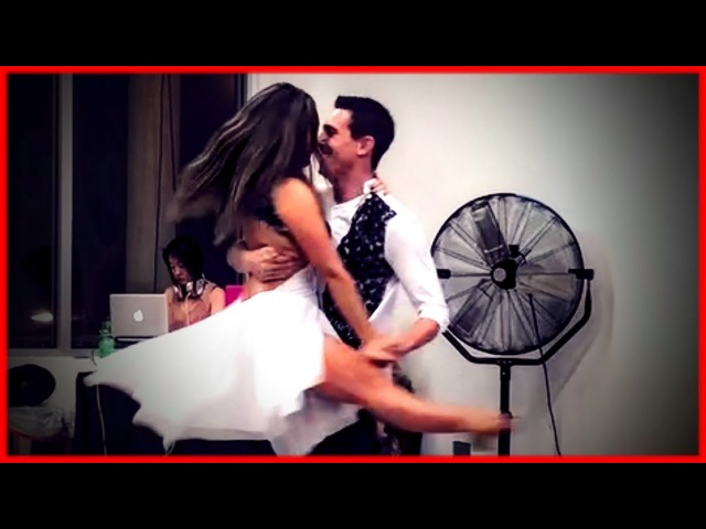 Shape of You Choreography Zouk Dance Rick Torri Larissa Secco I'M Zouk Escape 2018