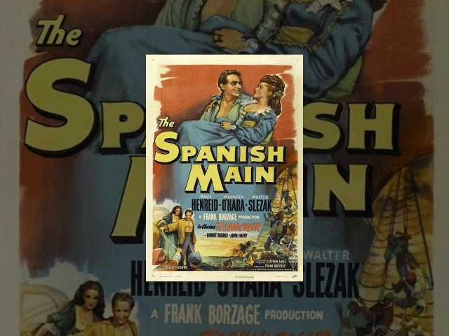 Испанские морские владения 1945 фильм