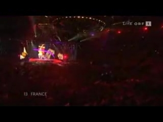 Eurovision 2007 (Final) - France - Les Fatals Picards - L'amour  La Franaise