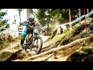 The wildest downhill MTB moments of 2017.   UCI MTB World Cup 2017