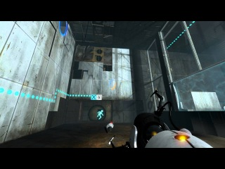 Portal 2 - Just Remember What I Said in Slow Motion