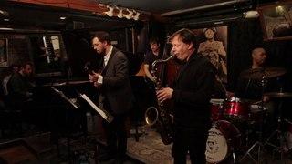 Chris Potter, Ricardo Grilli, Taylor Eigsti, Joe Martin and Eric Harland at Smalls Jazz Club
