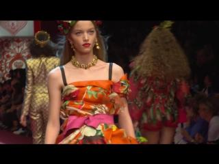 DolceGabbana Spring Summer 2018 Fashion Show