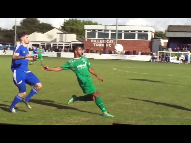 Billericay Town vs Chippenham Town Emirates FA Cup Third Qualifying Round 01 10 2016 raport 720p
