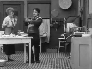 Charlie Chaplin in The Pawnshop [1916]  Silent Film