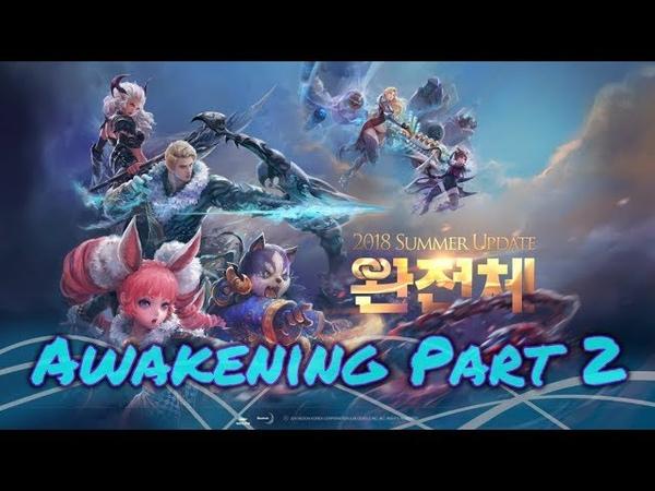 [ KTERA ] Awakening Part 2 Bad?