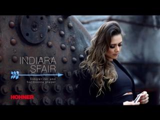 Indiara Sfair - Improvisation in Cm (Backing Track - Arthur Sowinski)